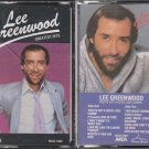 LEE GREENWOOD CASSETTE LOT (2)