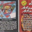 60'S ROCK MONY MONY & DANCE PARTY OLDIES CASSETTE