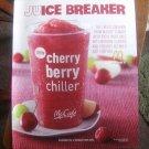 McDonald's Juice Breaker Magazine advertisement