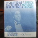 Jimmy Valvano's 1993 Espy Speech Magazine Advertisement