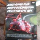 Dario Franchitti Ganassi Racing Magazine Advertisement