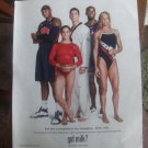 Got Milk? Eat the competition for breakfast.  Magazine Advertisement