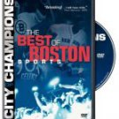 CITY OF CHAMPIONS-BOSTON SPORTS GREATEST MOMENTS (DVD/P&S/4X3 TRANSFER) [2005]