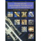 Foundations for Superior Performance: B Tenor Saxophone by Richard Williams and Jeff King