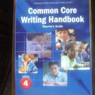 Journeys: Common Core Writing Handbook, Teacher's Guide, Grade 4