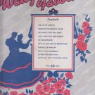 Mills' Radio Waltz Favorites Paperback – 1946 by Mills Music