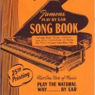 Dave Minor's Famous Play By Ear Song Book