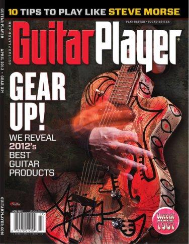 GuitarPlayer Apr - 2012 Winter NAMM Show special!