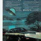 1977 Buick Nighthawk Hatchback General Motors GM Print Ad