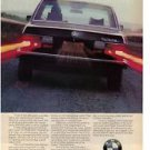 BMW 533i 533 1983 Magazine Clipping Advert Ad Decompression Chamber