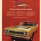 Vintage 1968 Magazine Ad Plymouth Road Runner Already Hands Down Success of 1968