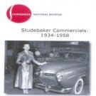 Studebaker Commercials DVD 1934-1958