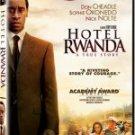 Hotel Rwanda [2005]  with Don Cheadle