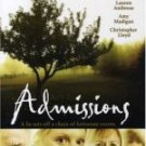 Admissions [2005]  with Lauren Ambrose, Amy Madigan