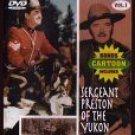 Sergeant Preston of the Yukon - 4 Classic TV Episodes