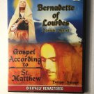 Bernadette of Lourdes & The Gospel According to St. Matthew