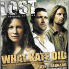Lost The Official Magazine Issue #5 July/Aug 2006