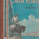 1936 SONG OF THE OPEN ROAD Sheet Music Barbelle Artwork cover