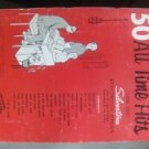 """All Time Hits Song Book"" Sheet Music for the Silvertone Electronic Organ"