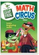 leap frog letter factory pre reading math circus dvds leap frog math circus 464