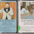 GENE TRACY - FUNNY FACE & A NIGHT OUT CASSETTE LOT