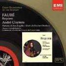 Faure: Requiem by Gabriel Faure (Composer),Andre Cluytens (Conductor),Victoria de los