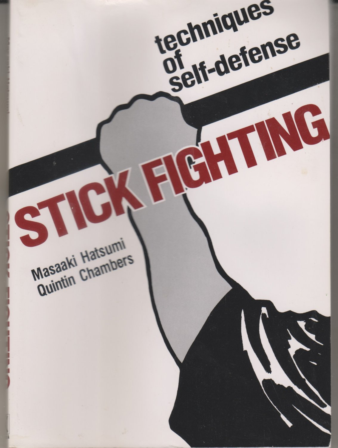 stick fighting techniques of self defense pdf