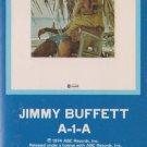 Jimmy Buffett A-1-A cassette