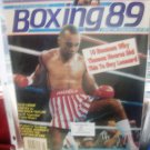 Sugar Ray Leonard Boxing 89 Magazine
