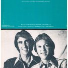 ROCK N' ROLL HEAVEN Sheet Music RIGHTEOUS BROTHERS Bill Medley 1974 Pop #3 Hit