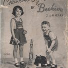 Vintage children's styles by beehive - 2 to 6 years