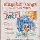 Singable Songs for the Very Young by Raffi casette