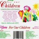 Disney For Our Children Cassette