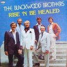 "Blackwood Brothers ""Rise 'N Be Healed"" cassette"