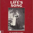 MY LIFE'S SONG AN AUTOBIOGRAPHY HILDA CREVENNA SINGER