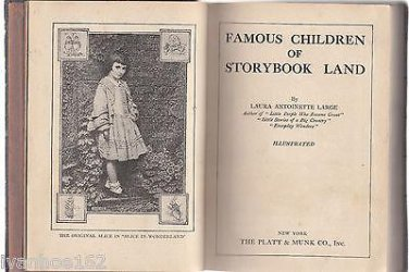 Famous Children of Storybook Land 1935