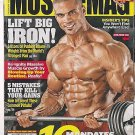 "MUSCLEMAG ""HENRI-PIERRE ANO"" COVER FEBRUARY 2013 #369"