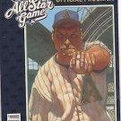 2002 MLB All-Star game PROGRAM Milwaukee MILLER PARK Randy Johnson