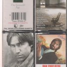 DAN FOGELBERG CASSETTE LOT (4) EXILES-INNOCENT AGE-WINDOWS AND WALLS