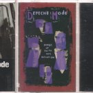 Depeche Mode-People are People- Songs Of Faith And Devotion & VIOLATOR LOT (3)