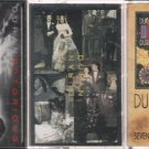 DURAN DURAN CASSETTE LOT (3) NOTORIOUS & SEVEN AND THE RAGGED TIGER