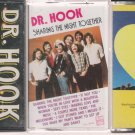 Greatest Hits & SHARING THE NIGHT TOGETHER by Dr. Hook CASSETTES LOT