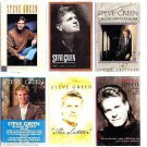 STEVE GREEN THE LETTER- PEOPLE NEED THE LORD-WE BELIEVE & MORE (7) CASSETTES