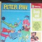 """PETER PAN"" Vintage Peter Pan Book & Record #1939"