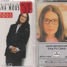 NANA MOUSKOURI CASSETTE LOT (2)