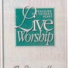 Touching The Father's Heart Live Worship [#20]: The River Is Here (cassette)
