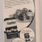 "Flako ""How Good Cooks Make Cup Cakes"" Magazine Ad"