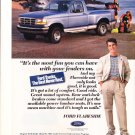 Ford Flareside Magazine Advertisement