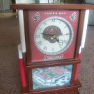 Tampa Bay Buccaneers Desk Clock