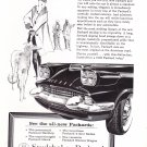 Vintage 1958 Packard Car Magazine Print Advertisement